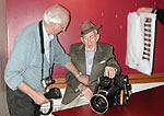 Shooting the shooter